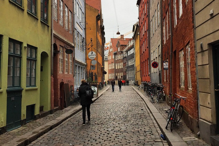 Magstræde street Copenhagen