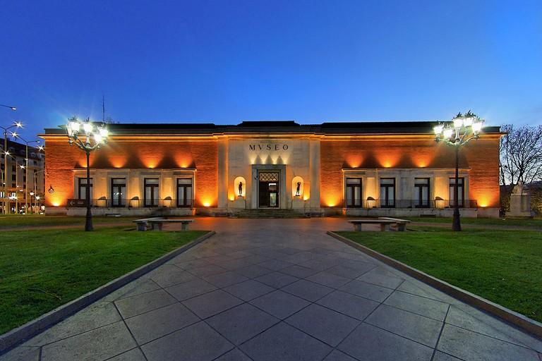 Museo Bellas Artes Bilbao, Spain