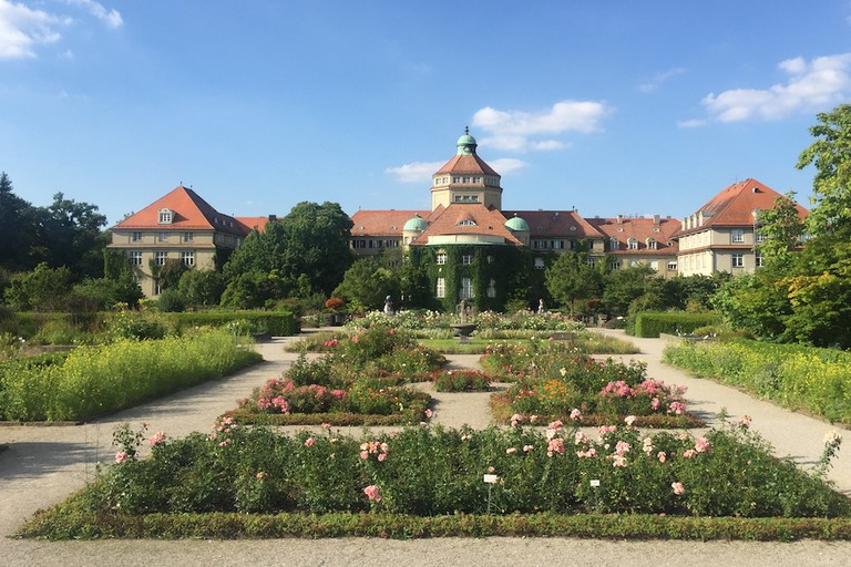 Munich Botanical Gardens