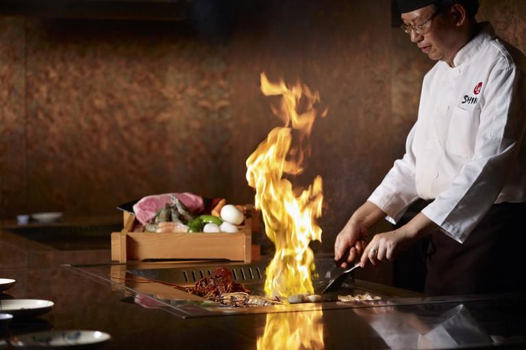 Shima Restaurant, Singapore