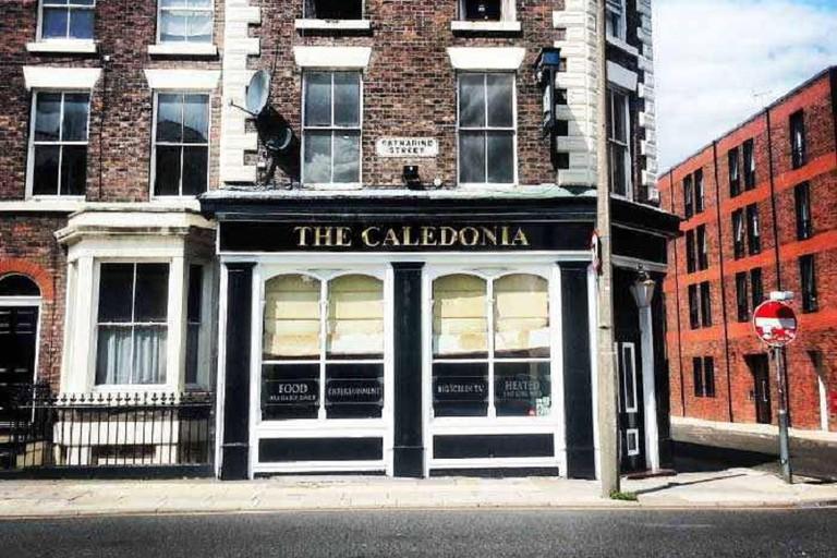 The Caledonia pub