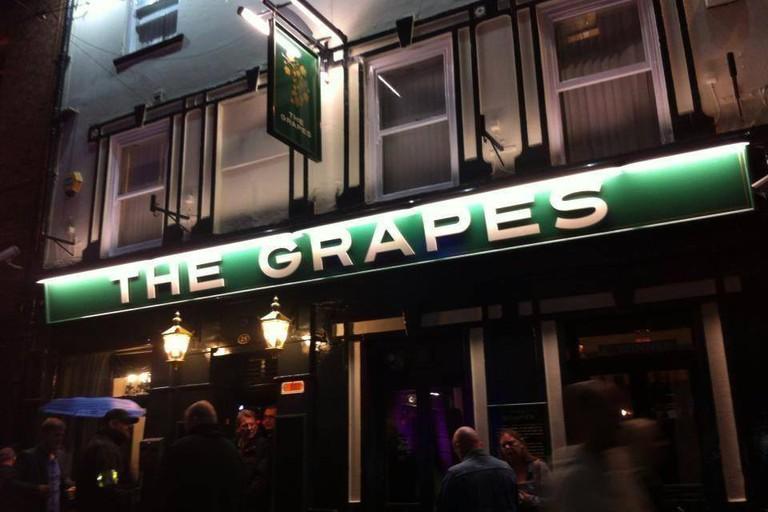 The Grapes, Mathew Street