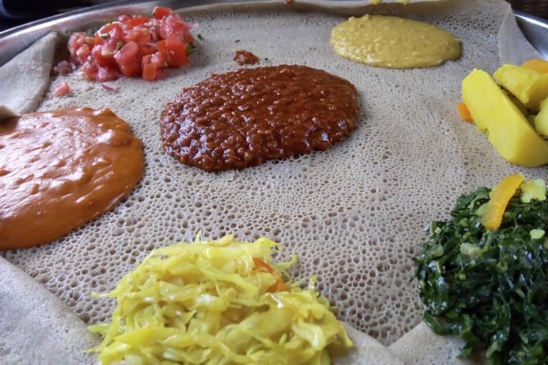 Mixed veggie platter