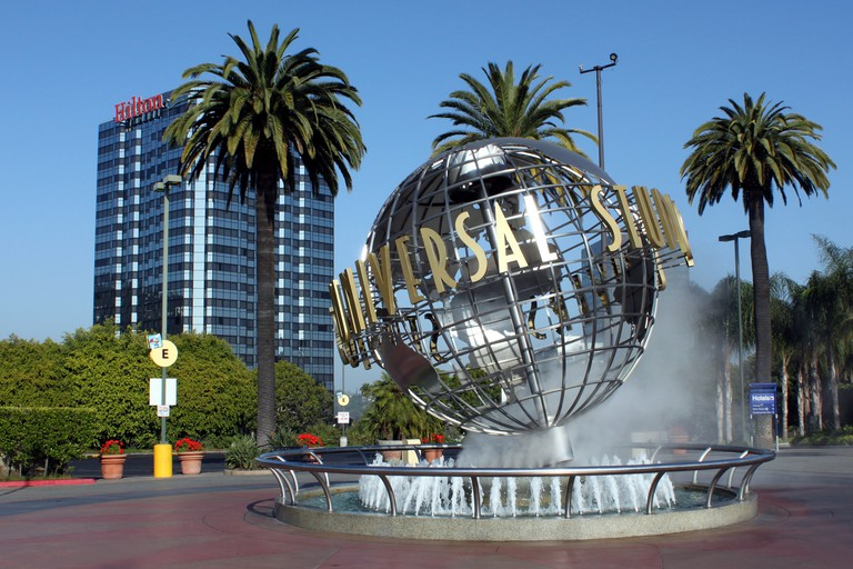 Universal Studios Hollywood|©Prayitno/Flickr