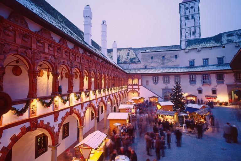 Schallaburg Castle / Christmas market