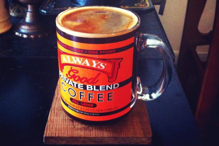 自然醒咖啡公寓, Da'an District