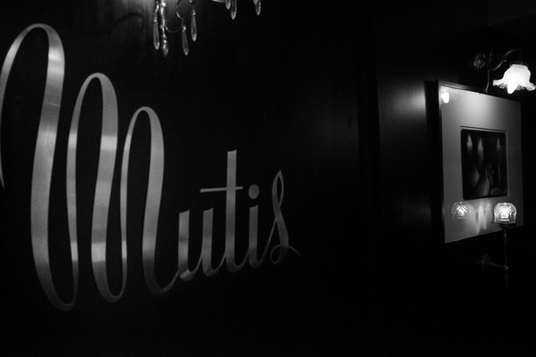 Inside the secretive Bar Mutis