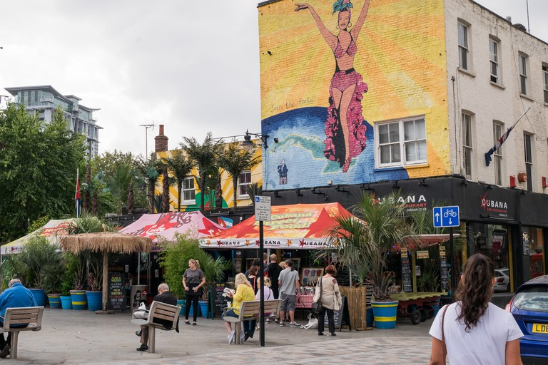 Cubana, Lower Marsh