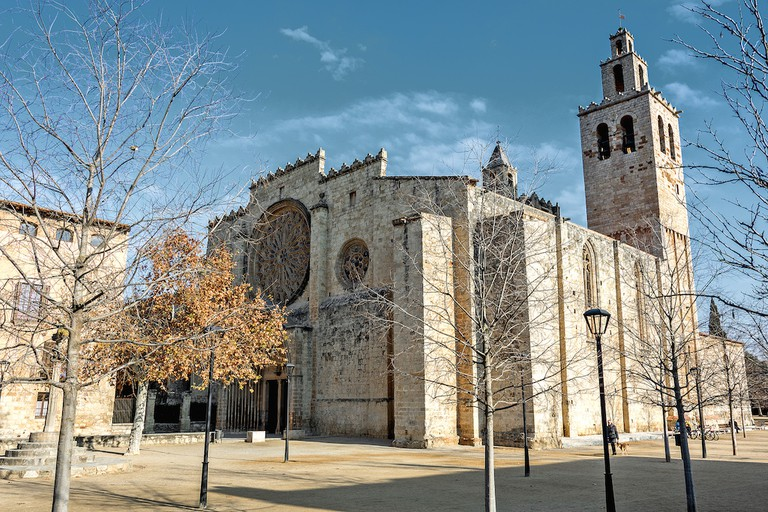 The Monastery of Sant Cugat © Ferran BCN