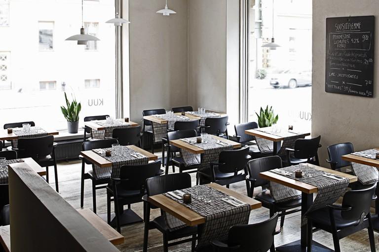 Restaurant KuuKuu, Helsinki