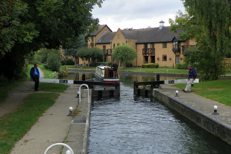 Discover the canals of Sawbridgeworth