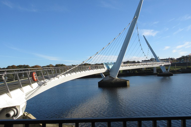 Peace Bridge, Derry/Londonderry