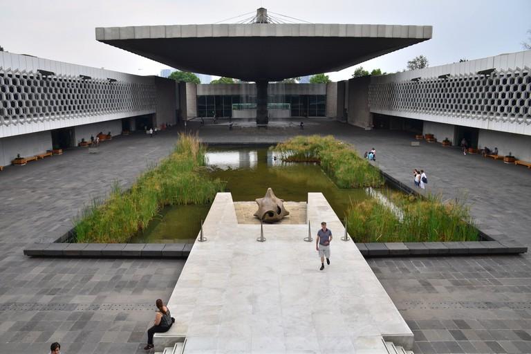 Museo Nacional de Antropología, Mexico City
