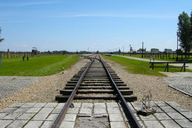 Auschwitz-Birkenau Railroad