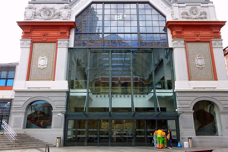 La Ribera Market Bilbao