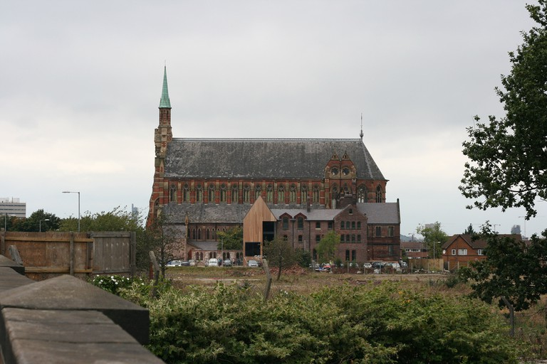 Manchester Monastery