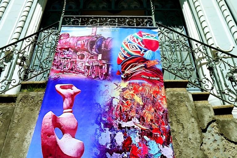 Museo de Arte Contemporáneo, La Paz