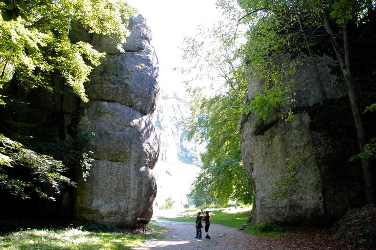 Ojców National Park, Poland