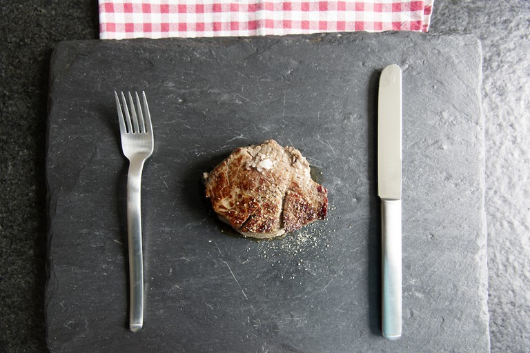Santa Grelha is known for its steaks