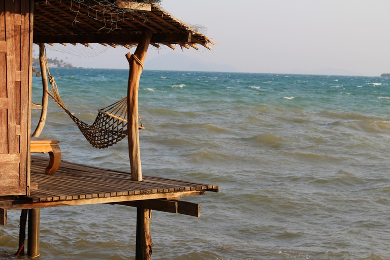 A hammock by the sea, Koh Mak | © Rebecca W/flickr