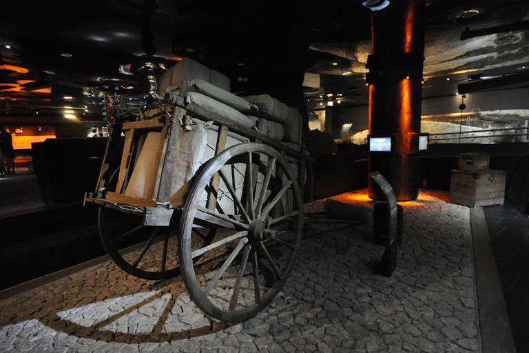 Cart - Rynek Underground