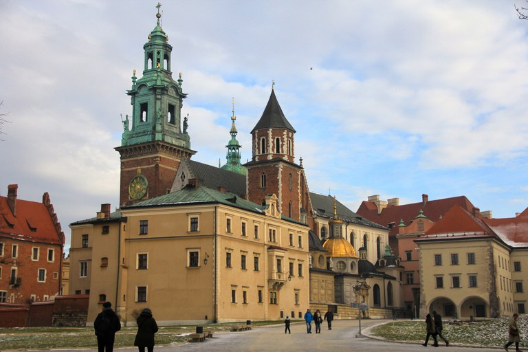 The Wawel Cathedral
