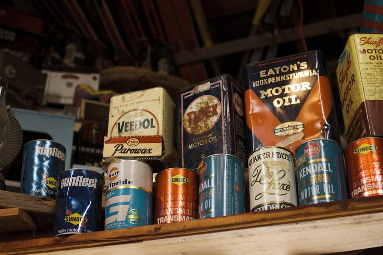 Aberfoyle Antique Market, Guelph, Ontario