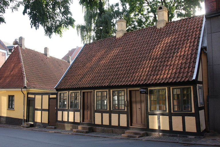 H.C Andersen Home, Odense