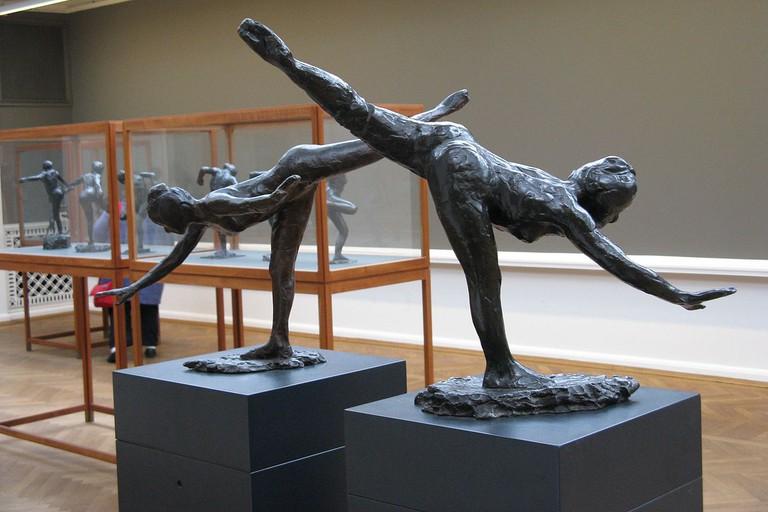 Edgar Degas Dancers, Ny Carlsberg Glyptotek