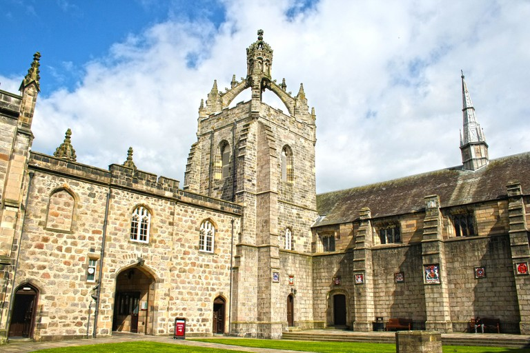 King's College, Old Aberdeen