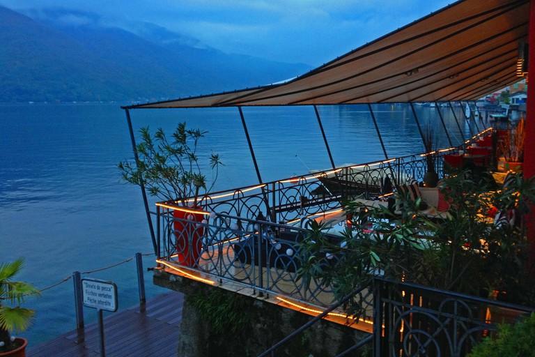 Art Deco Hotel del Lago