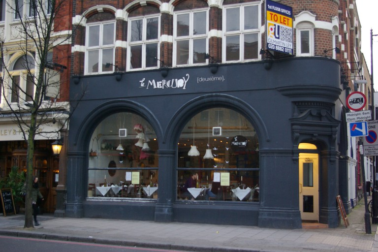 Le Mercury, London