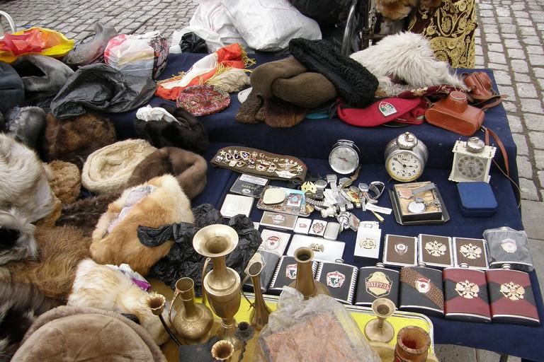 The Antique Flea Market