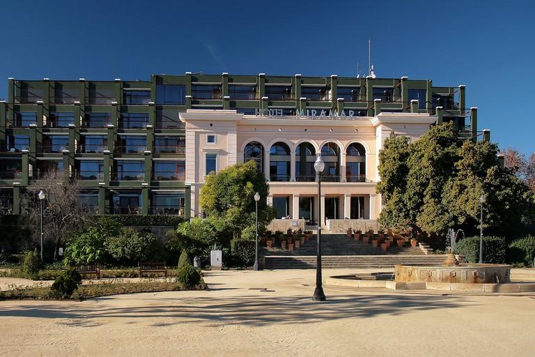 The Hotel Miramar