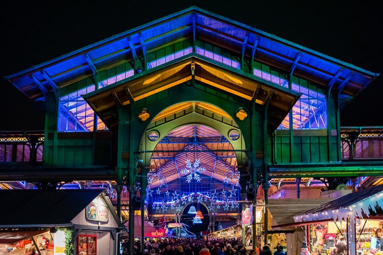 Get into the Christmas spirit at Montreux Noël , one of Switzerland's best Christmas markets