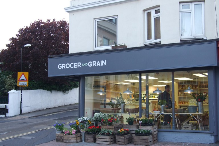 Grocer and Grain