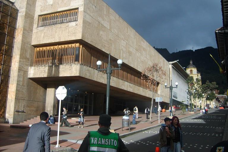 Luis Angel Arango Library