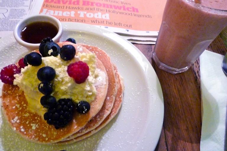 The Breakfast Club, Camden Passage