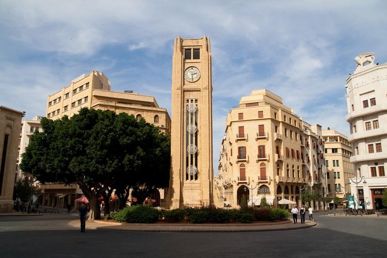 Al- Nejmeh Square