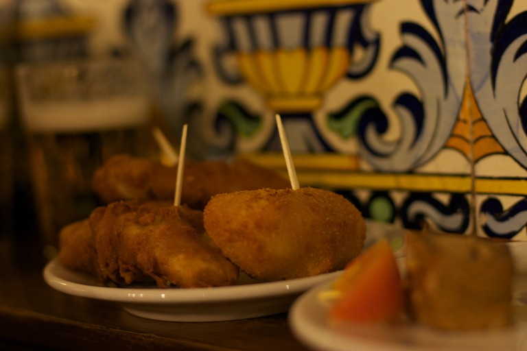 Simple but delicious: Spanish tapas