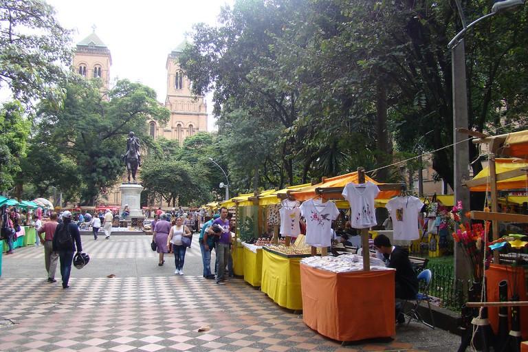 San Alejo Market