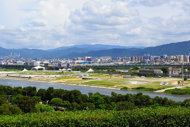 Dajia Riverside Park