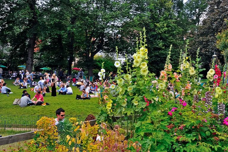 Pavilion Gardens | ©Steve Slater/Flickr