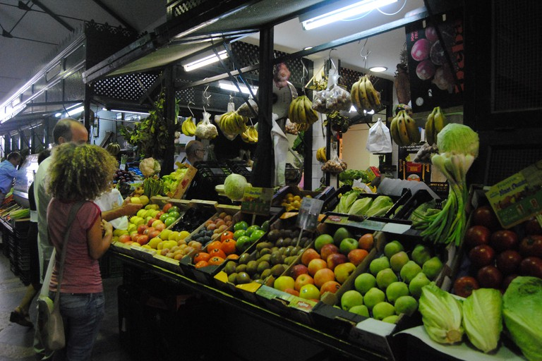 Mercado de Feria is Seville's oldest market