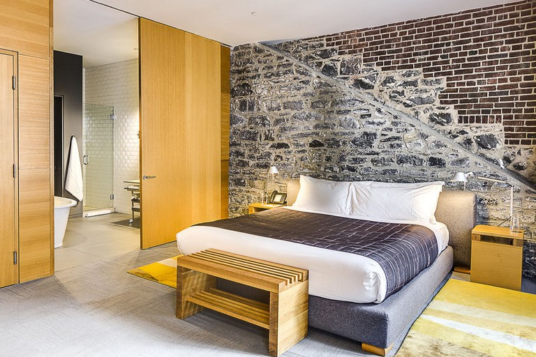 Hotel Gault, Montreal, Canada.