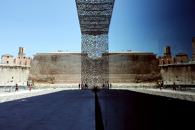 The MUCEM is an experience in itself and a must-see attraction in the neighbourhood | © Marc Dupuy / Flickr