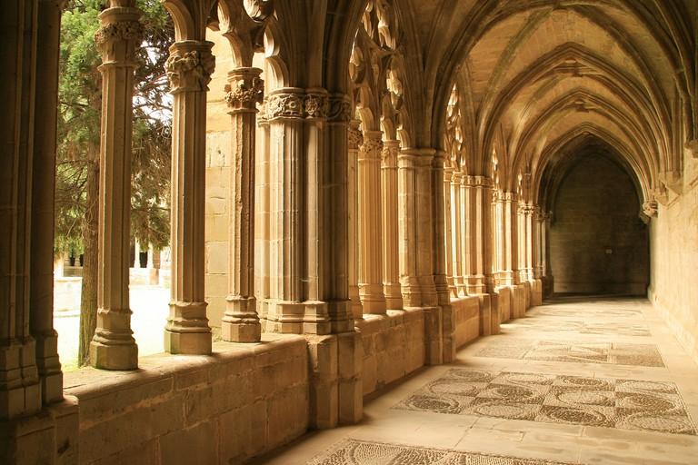 Monasterio de la Oliva, Navarra   ©Miguel Ángel García / Flickr