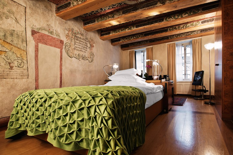 Widder Hotel brings contemporary styles together with its medieval heritage