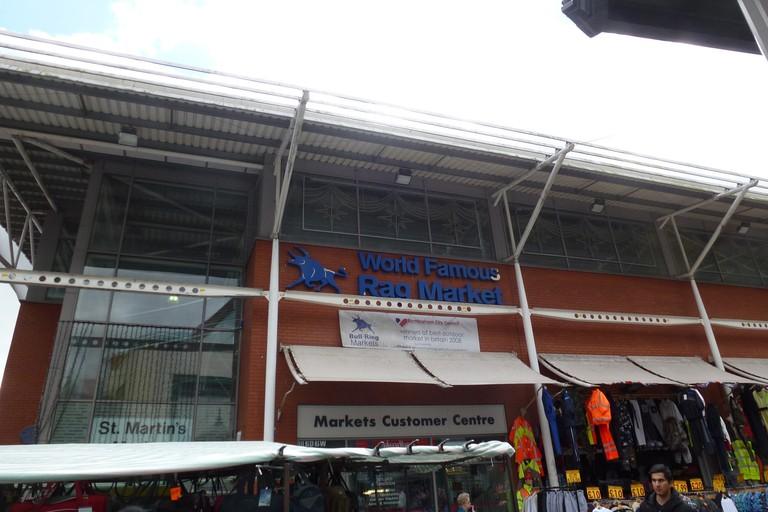 Birmingham Rag Market