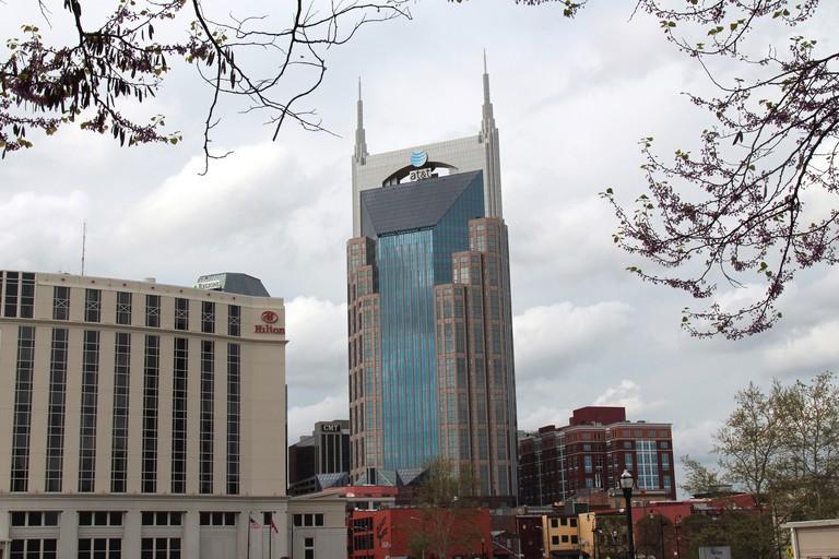 "Nashville AT&T ""Batman Building"""